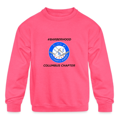 SB Columbus Chapter - Kids' Crewneck Sweatshirt