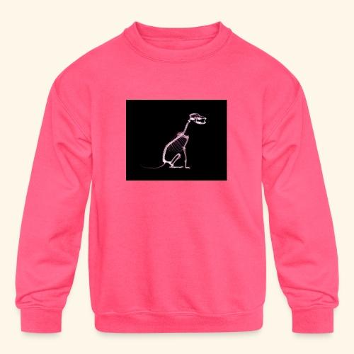 straydog - Kids' Crewneck Sweatshirt