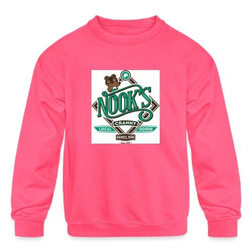 Nook's Cranny - Kids' Crewneck Sweatshirt