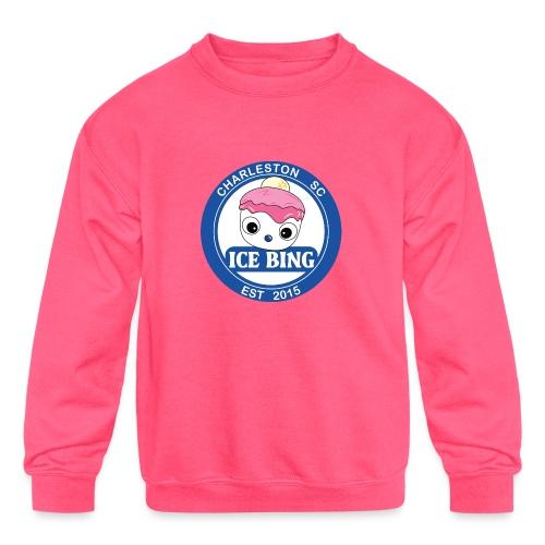 ICEBING002 - Kids' Crewneck Sweatshirt