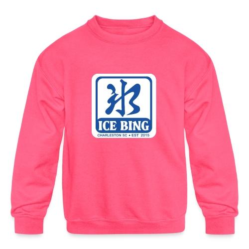 ICEBING003 - Kids' Crewneck Sweatshirt