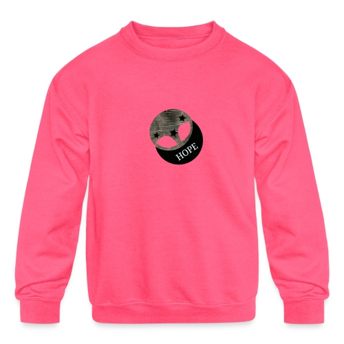Hope Alien - Kids' Crewneck Sweatshirt