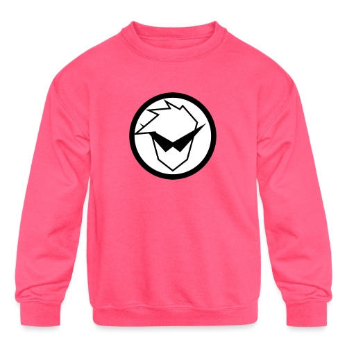 FaryazGaming Logo - Kids' Crewneck Sweatshirt