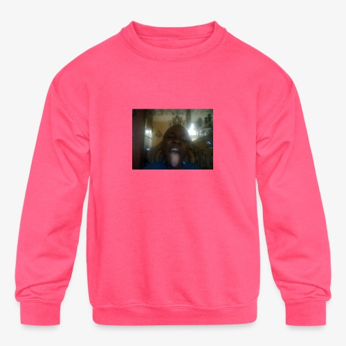 RASHAWN LOCAL STORE - Kids' Crewneck Sweatshirt
