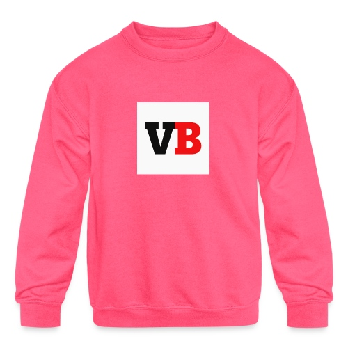 Vanzy boy - Kids' Crewneck Sweatshirt