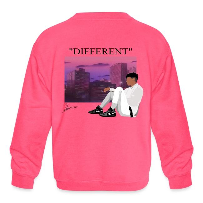 """DIFFERENT"""