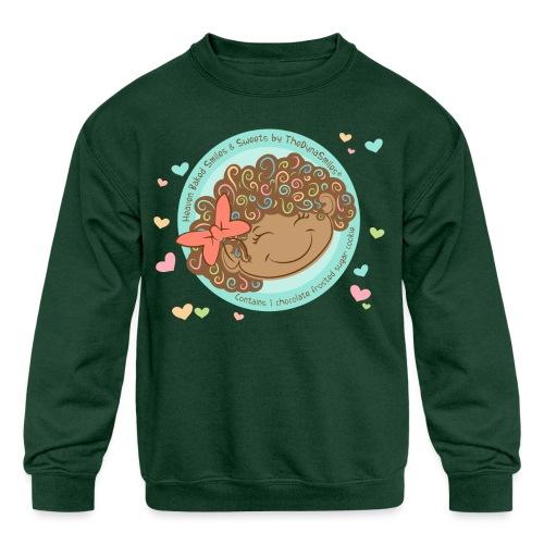Sugar Cookie - Kids' Crewneck Sweatshirt