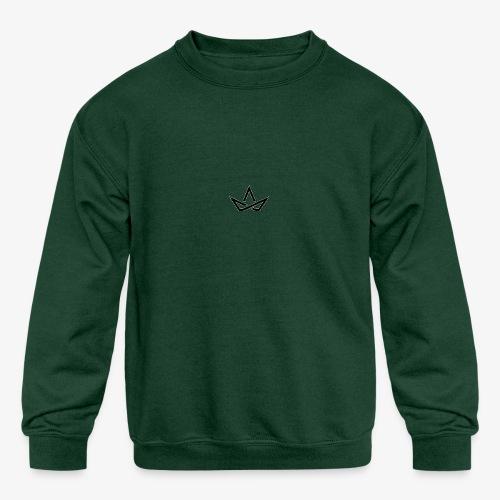 WAZEER - Kids' Crewneck Sweatshirt