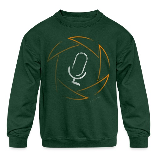 Iconic StreetPX - Kids' Crewneck Sweatshirt