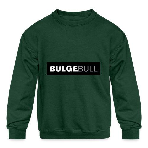 BULGEBULL TAGG - Kids' Crewneck Sweatshirt