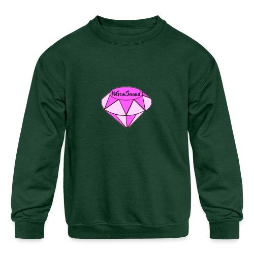 LIT MERCH - Kids' Crewneck Sweatshirt