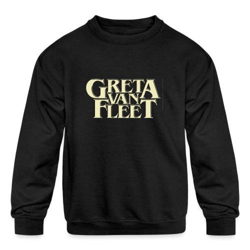 band tour - Kids' Crewneck Sweatshirt