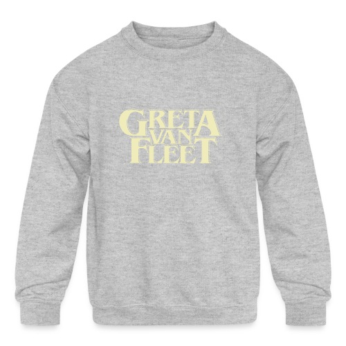 band tour - Kids' Crewneck Sweatshirt