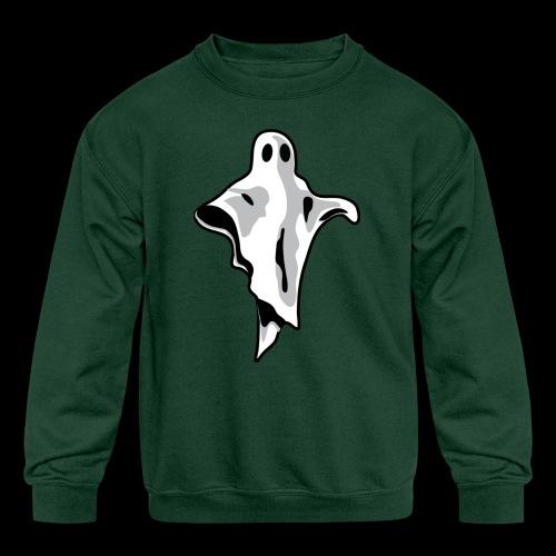 ghostware ghost - Kids' Crewneck Sweatshirt