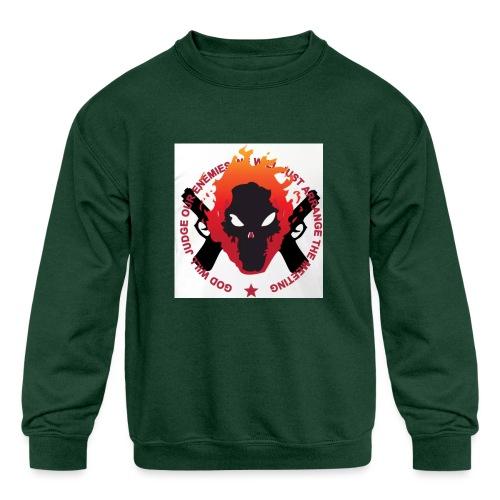 judgement - Kids' Crewneck Sweatshirt