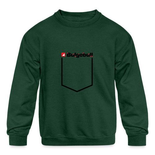 BULGEBULL POCKET - Kids' Crewneck Sweatshirt