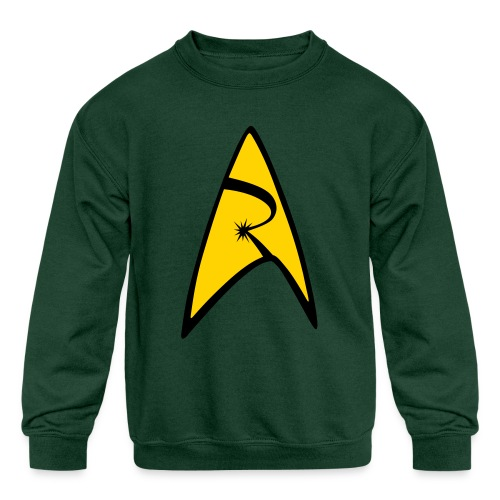 Emblem - Kids' Crewneck Sweatshirt