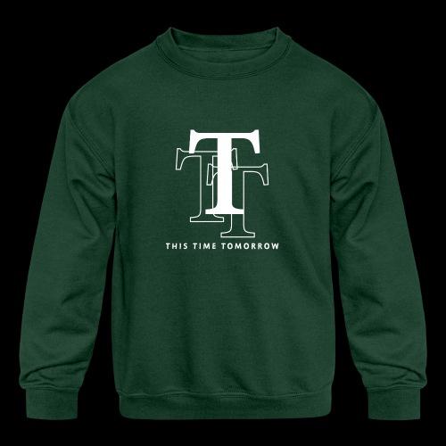 TTT - Kids' Crewneck Sweatshirt