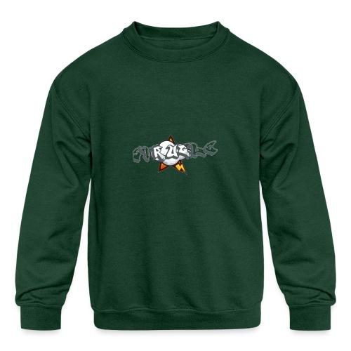 strugle - Kids' Crewneck Sweatshirt
