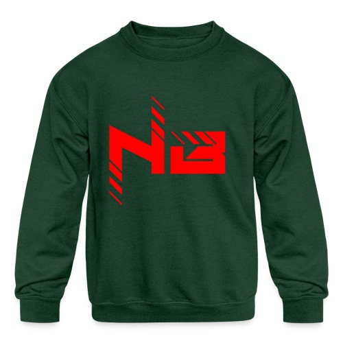 NB Awesomeness 2.0 - Kids' Crewneck Sweatshirt