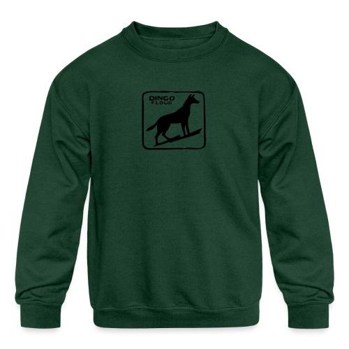 Dingo Flour - Kids' Crewneck Sweatshirt
