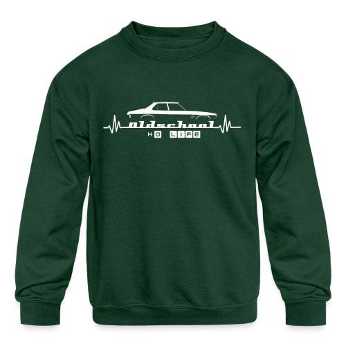 hq 4 life - Kids' Crewneck Sweatshirt