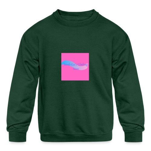Bindi Gai s Clothing Store - Kids' Crewneck Sweatshirt