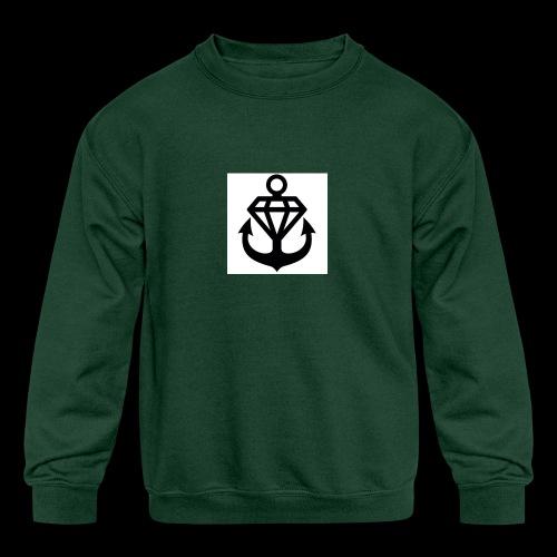 RealPrestonGamez Stay Sick - Kids' Crewneck Sweatshirt