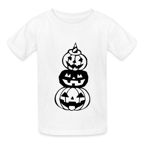 Pumpkins - Hanes Youth T-Shirt