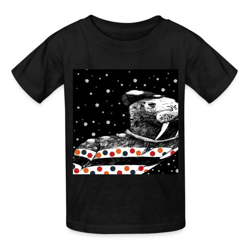 Not so ugly Christmas Tee   Jumper - Hanes Youth T-Shirt