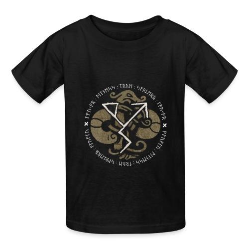 Witness True Sorcery Emblem (Alu, Alu laukaR!) - Hanes Youth T-Shirt