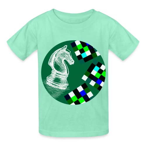 Chess Tee   Chess Jumper - Hanes Youth T-Shirt