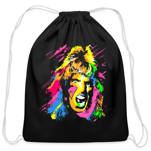 Ultimate Warrior Retro - Cotton Drawstring Bag