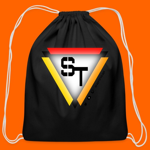 SarinTal Logo - Cotton Drawstring Bag