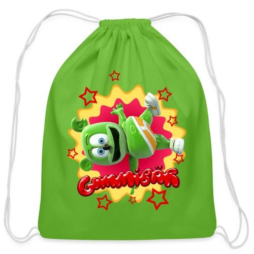 Gummibär Starburst - Cotton Drawstring Bag