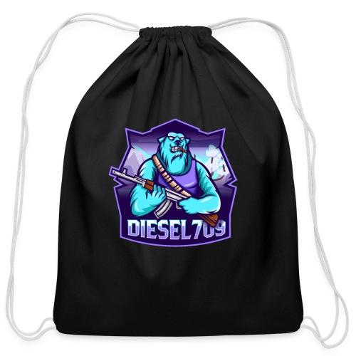 Polar Diesel Logo - Cotton Drawstring Bag