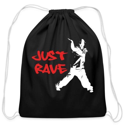 Just Rave! - Cotton Drawstring Bag
