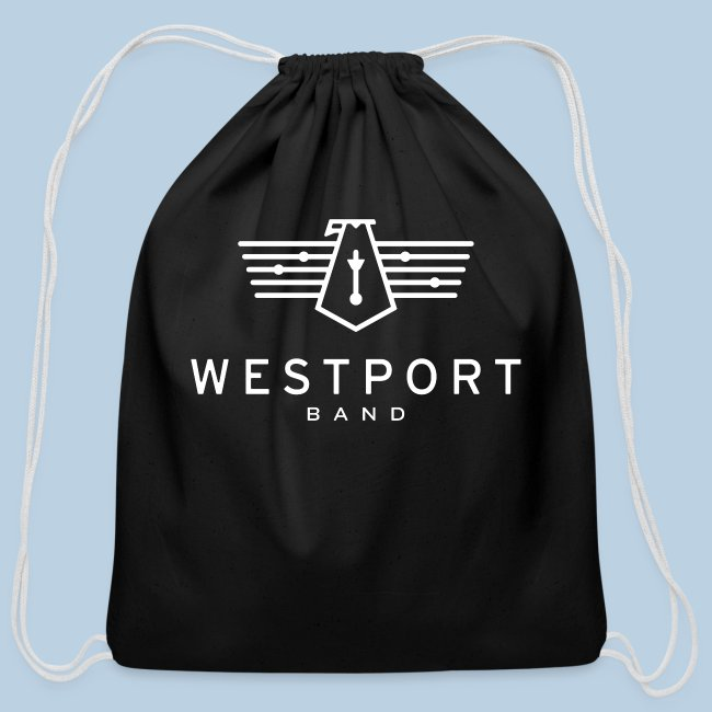 Westport Band White on transparent