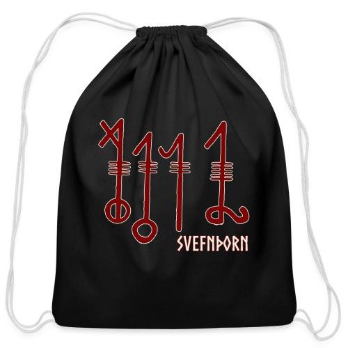 Svefnthorn (Version 1) - Cotton Drawstring Bag
