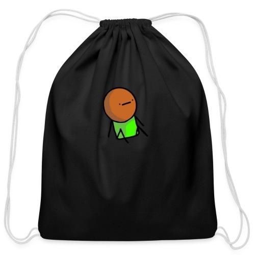 pep* - Cotton Drawstring Bag