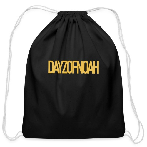 DAYZOFNOAH CLASSIC - Cotton Drawstring Bag
