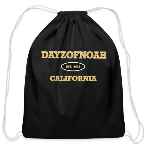 DON University Line (Multiple States) - Cotton Drawstring Bag