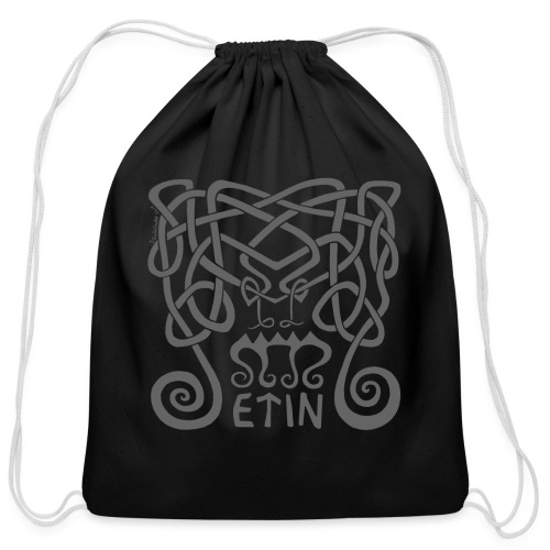 Frost Giant - Cotton Drawstring Bag
