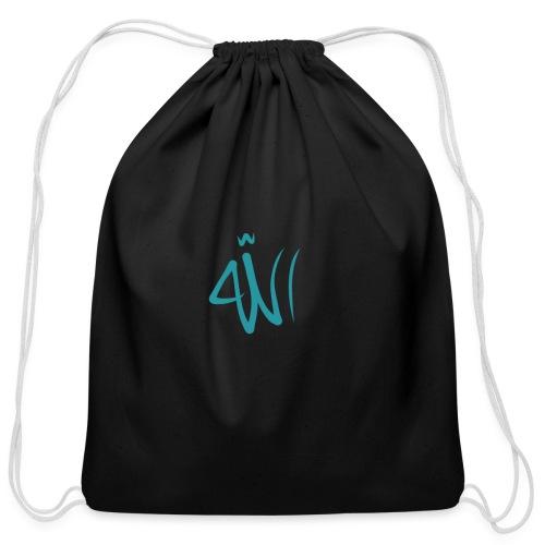 Symbol - Cotton Drawstring Bag
