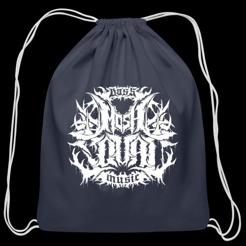 Mosh Squad Logo Merch - Cotton Drawstring Bag