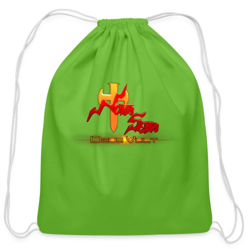 Nova Sera Logo - Cotton Drawstring Bag