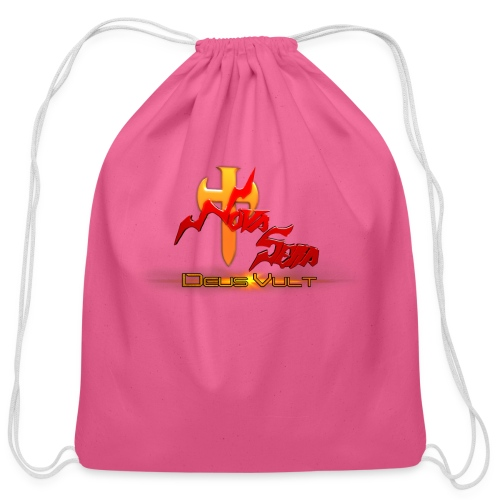Nova Sera Logo - Cotton Drawstring Bag