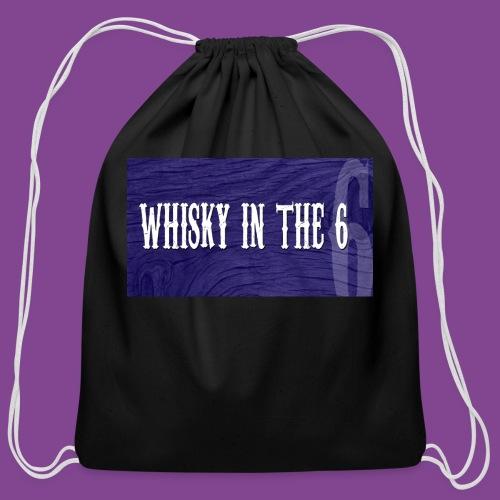 W6 - Cotton Drawstring Bag