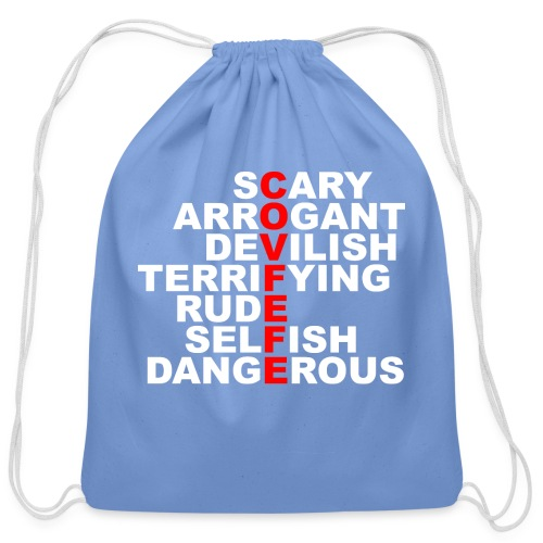 Covfefe - Cotton Drawstring Bag