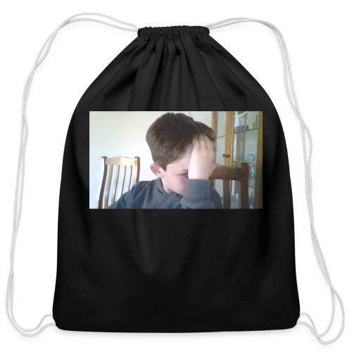 Luiz FAce!! - Cotton Drawstring Bag